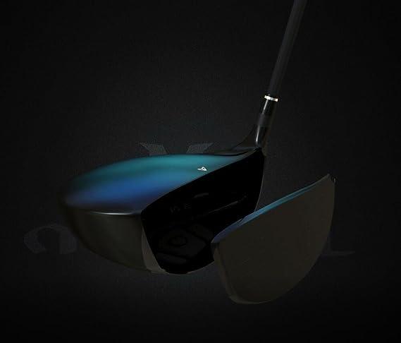 Amazon.com: MAZEL Titanio Golf Driver para hombre, diestro ...