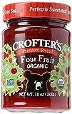 Crofters Fruit Spread, Organic, Premium, 6 Count