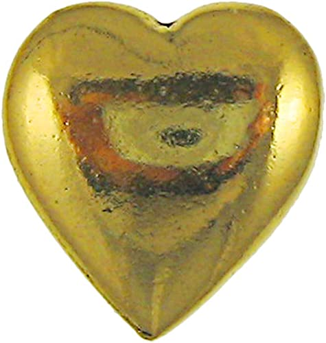 Jim Clift Design Heart of Gold Lapel Pin