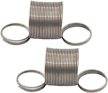 2pcs W10400895 Washer Tub Centering Spring for 7MMVWC210YW0
