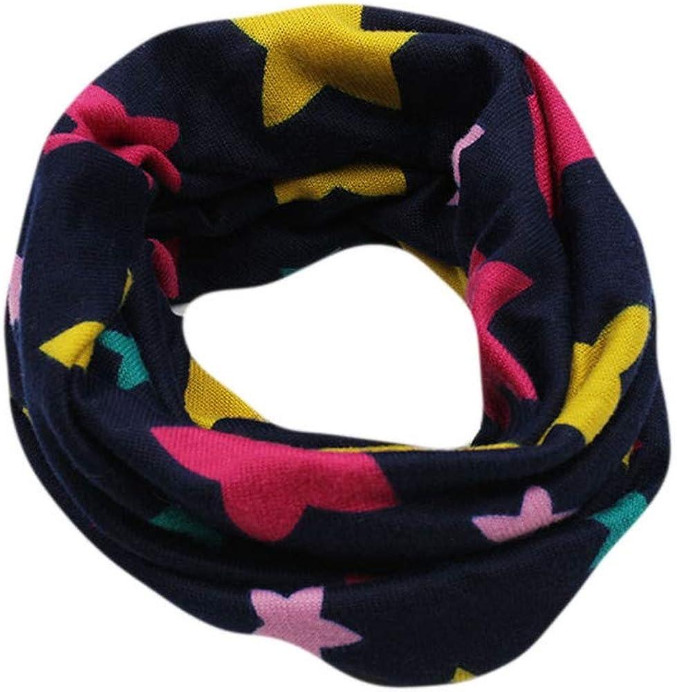 Women Hat Scarf Star Autumn Warm Winter Cap for Girls Bonnet Polyester Casual Adult Hats Beanies