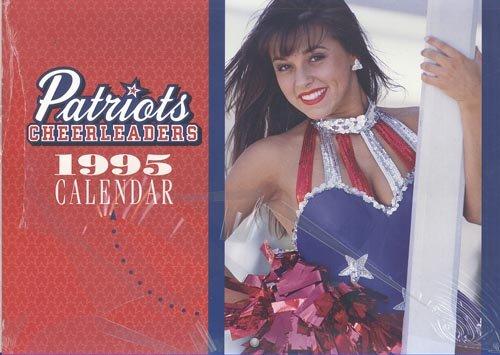 1995 Patriots Cheerleaders Calendar