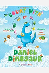 Count With Daniel Dinosaur Paperback