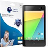 Nexus 7 FHD Screen Protector, Tech Armor High Definition HD-Clear Google Nexus 7 FHD (2013) Screen Protector [3-Pack]