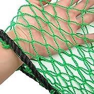 Golf Practice Net Barrier Target Hitting Nets 10X10 ft Golf Barrier Net for Indoor Outdoor with Golf Training