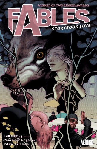 Fables Vol. 3: Storybook Love (Fables (Graphic Novels))