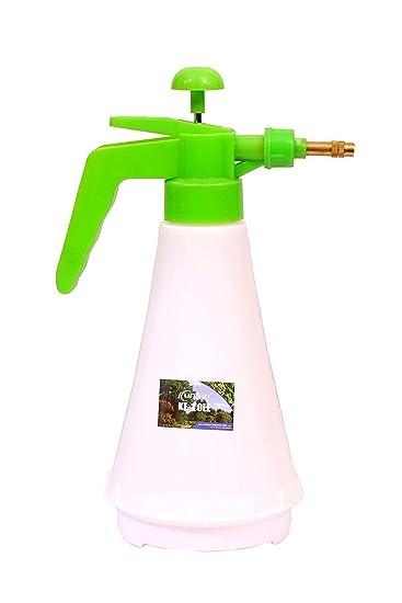 Goldexdh 1 Liter Handheld Garden Spray Bottle Pump Pressure Water Sprayer,Chemicals,Pesticides,Neem Oil And weeds Lightweight Water Sprayer(MULTI COLOR)