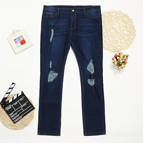 Donna Jeans Pants Lilicat Dark Blue fwBqAaCBE