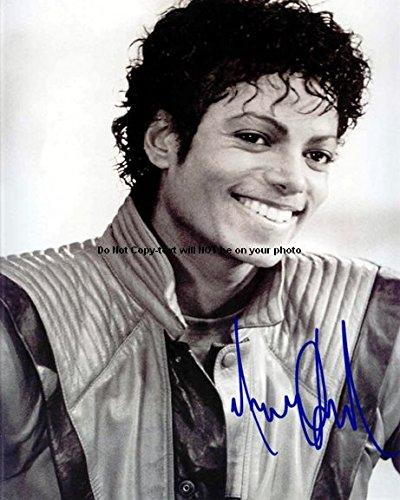 Michael Jackson Autographs - 6
