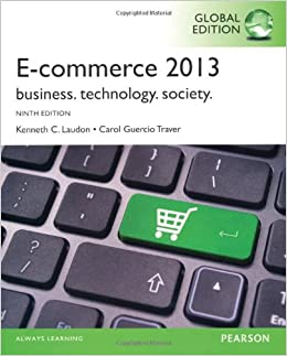 E-Commerce 2013: Global Edition