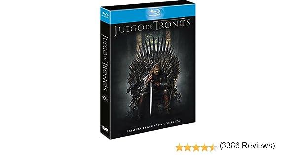 Juego De Tronos Temporada 1 Blu-Ray [Blu-ray]: Amazon.es: Mark ...