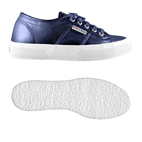 Cotmetw Superga Sneaker Blue Donna Plus 2750 EqqAwSH