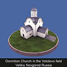 Dormition Church in the Volotovo field Velikiy Novgorod Russia Audiobook by Tatiana Volodina Narrated by Karolina Starin