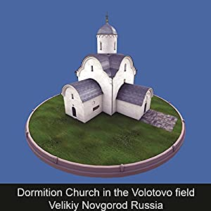 Dormition Church in the Volotovo field Velikiy Novgorod Russia Audiobook