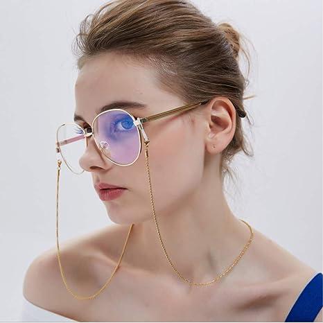 Amazon.com HTYX Unisex Fashion Glasses Chain Prevent
