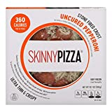 SKINNYPIZZA Uncured Pepperoni Frozen