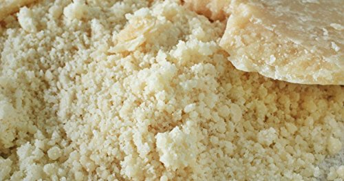 Parmigiano Reggiano - Grated Cheese - 1 Pound Ground Fresh Daily.