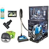 Sirena 2016 New 2-Speed Water Filtration Vacuum Cleaner Deluxe Total Home Care System With Bonus Rainbow Fragrance...