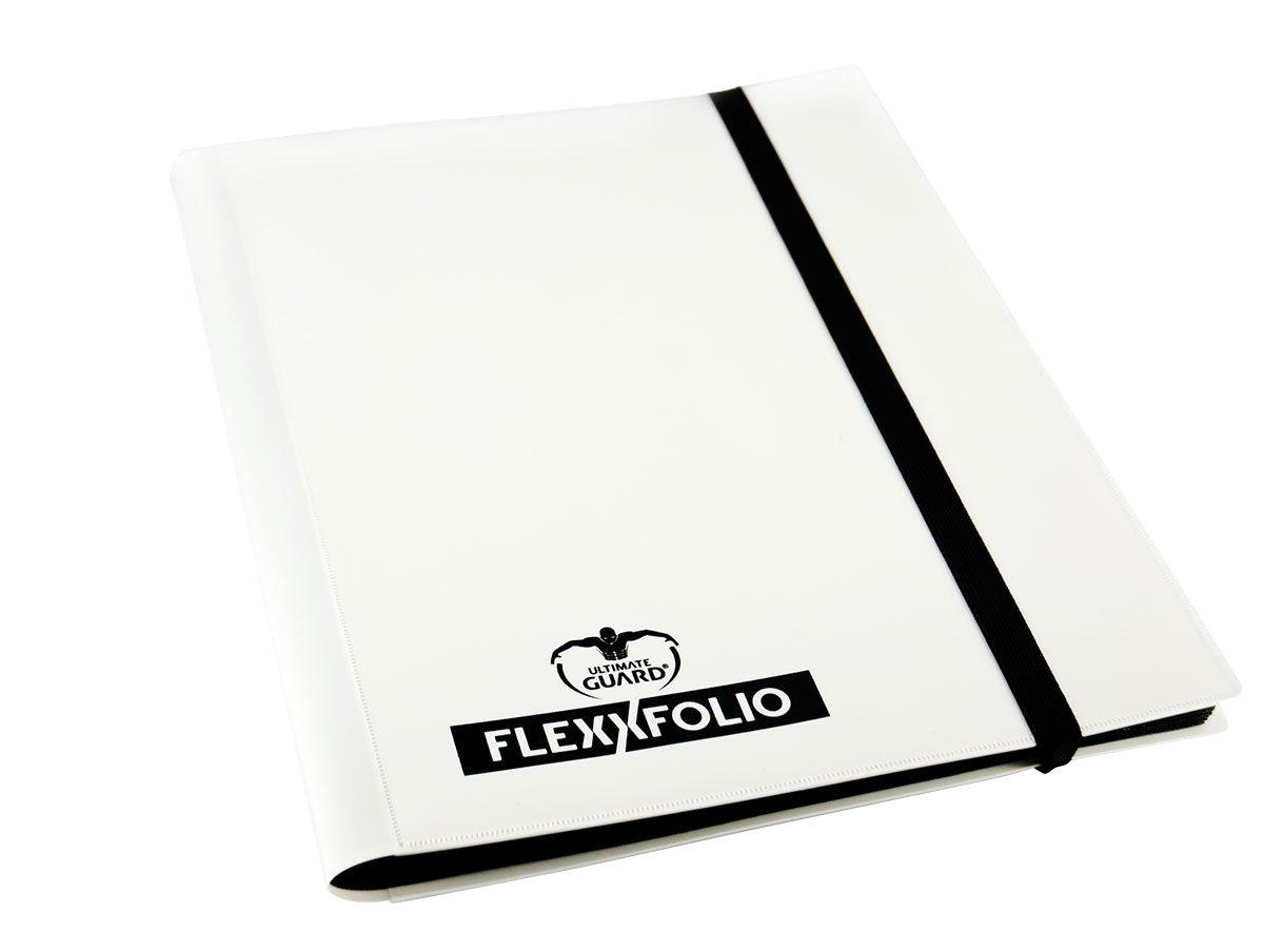 12-Pocket QuadRow Ultimate Guard ZipFolio  XenoSkin Rot