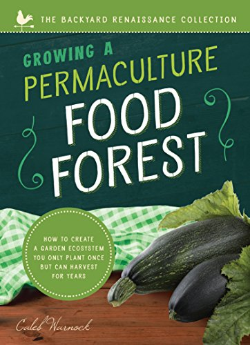 Growing a Permaculture Food Forest (Backyard Renaissance) by [Caleb Warnock]