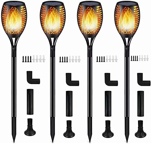 Solar LightsWaterproof Flames Torches