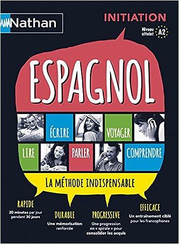 Epub gratuit anglais COFFRET ESPAGNOL INITIATION NIVEAU ATTEINT A2 - VOIE EXPRESS - 2014 en français