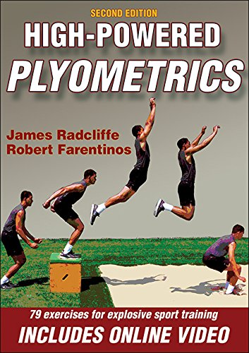 High Powered Plyometrics 2nd James Radcliffe product image