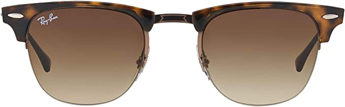 Ray Ban CLUBMASTER TECH LIGHT RAY (49 mm) Occhiali da sole