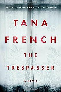 Book Cover: The Trespasser: A Novel