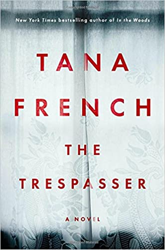 Amazon | The Trespasser: A Nov...