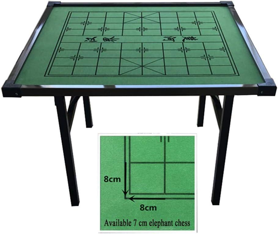 Slijtvastheid Tafel Opklapbare tafel, ijzeren frame ontbijttafel, ruimtebesparende laptoptafel, vrije tijd en entertainment mahjong tafel Picknicktafels (Color : Style5) Style5 udzBet2