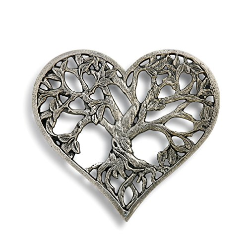 Demdaco 3005051268 Big Sky Carvers Tree of Life Trivet, Multicolored (Trivet Aluminum)