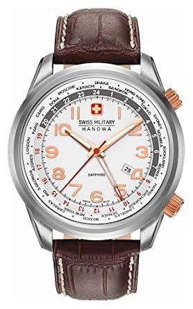 Swiss Military Hanowa - Reloj de Pulsera 06 - 4293.04.001: Amazon.es: Relojes