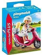 PLAYMOBIL Special Plus 9084 Plażowiczka na skuterze, od 4 lat