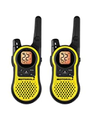 Motorola MH230R 23-Mile Range 22-Channel FRS/GMRS Two-Way Rad...