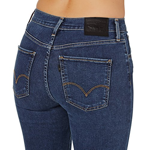 High Super Infusion Mile Skinny Levi's ® Indigo W Jeans fE8Fqntxw6
