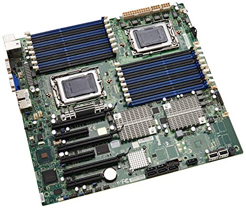 Supermicro H8DGI-F Motherboard - Extended Atx - Amd SR5690; Amd SP5100 - Socket G34 - DDR3 Sdram (Renewed)