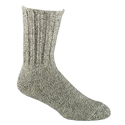 Amazon.com : FoxRiver Outdoor Norwegian Crew Heavyweight Wool Socks : Clothing