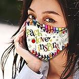 Adult+Face+Mask+Washable+Reusable, Transparent Face