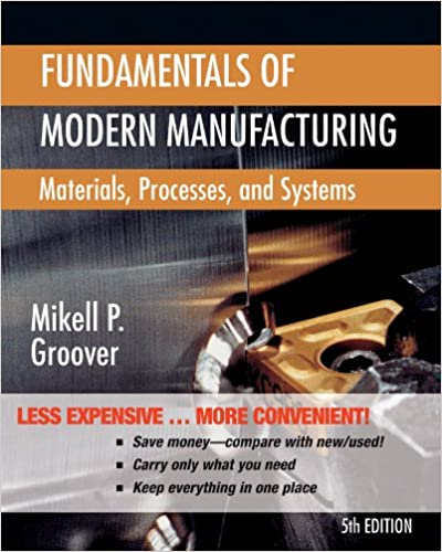 Fundamentals of modern manufacturing materials processes and fundamentals of modern manufacturing materials processes and systems 5th edition 5th edition binder ready version edition by mikell p groover fandeluxe Choice Image