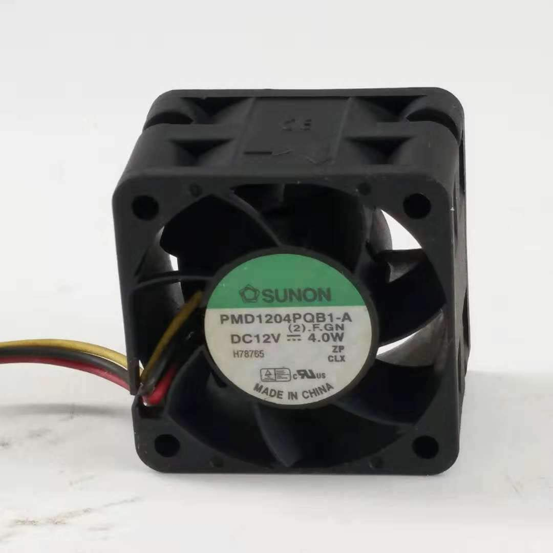 for SUNON PMD1204PQB1-A 4W 12V 4CM Cooling Fan
