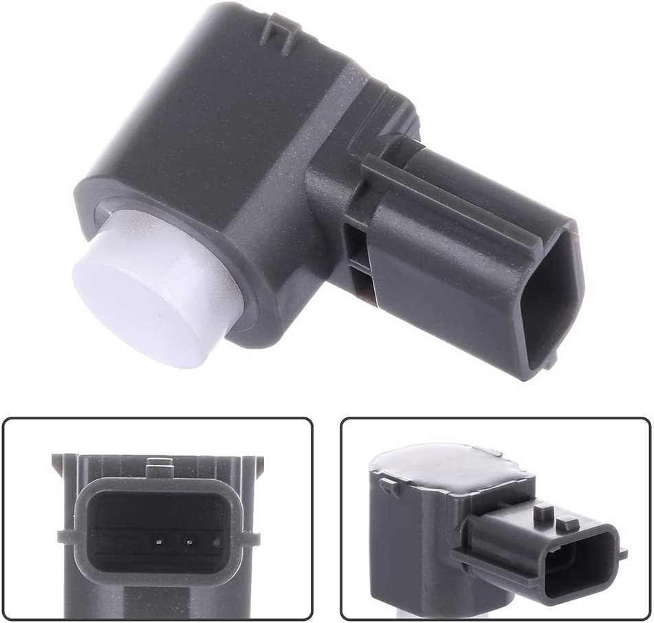 TUPARTS 284383SH0B New PDC Parking Sensor Backup Assist Sensor Fit for Infiniti Q50//Q70//Q60,Infiniti Q70L//QX60//QX80//QX50,Nissan Altima//Maxima//Armada//Pathfinder//Titan XD 1PCS
