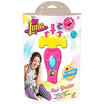 esJuguetes Y Pelo Juegos Luna DisneyAmazon Trenzador Soy SUVpzM