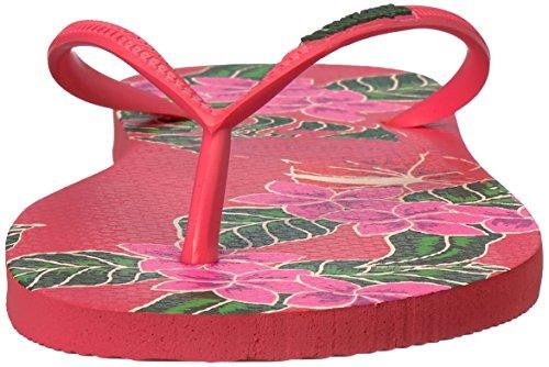 Slim 40 Bra Coral 39 Sandal Havaianas Floral gPwW1CRCq