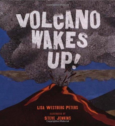 [( Volcano Wakes Up! )] [by: Lisa Westberg Peters] [Mar-2010]