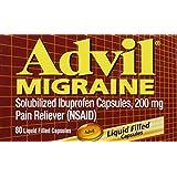 Advil Migraine - 80 Liquid Filled Capsules