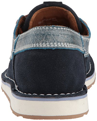 Sneaker Navy Women's Castaway Cruiser Ariat Blue Ice gw04Aqxq
