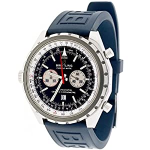 Breitling Chrono-matic automatic-self-wind mens Watch A41360 (Certified Pre-owned)