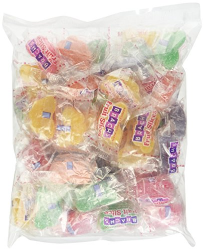 Ferrara Brach's Assorted Fruit Slices Wrapped, 1.5 LB