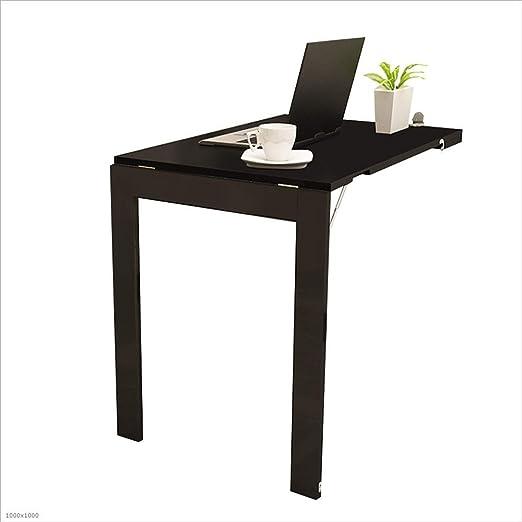 Qing Mei Simple Y Moderna Mesa Plegable De Pared Mesa De Comedor ...